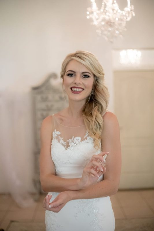 bridal hair and makeup cape town